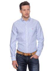 Gant pánská košile s kontrastním logem
