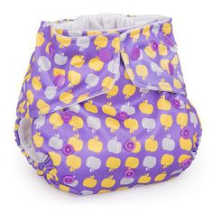 BabaBoo Plenkové kalhotky AIO Apples