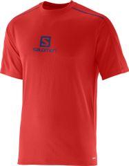 Salomon Stroll Logo Tee M