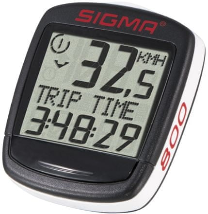 Sigma licznik rowerowy Baseline 800