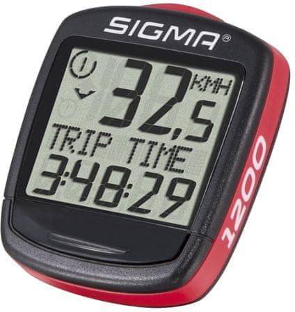 Sigma licznik rowerowy Baseline 1200