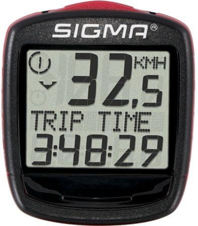 Sigma Baseline 1200 Plus Kerékpár computer