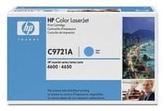 HP toner 641A, Cyan, 8.000 strani (C9721A)