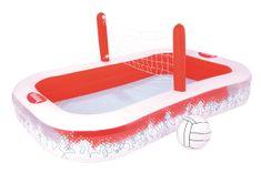 Bestway Nafukovací bazén s volejbalovou sieťou
