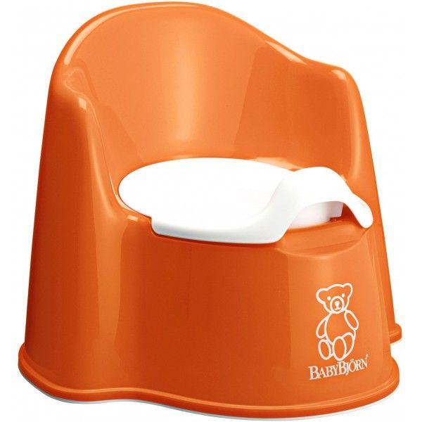 Babybjörn Nočník Křesílko, Oranžový
