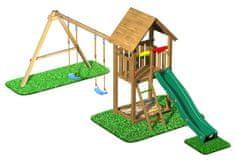 CUBS Honza 2 - věž s dvojhoupačkou a houpáky