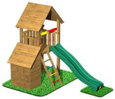 CUBS Honza 4 - věž s domečkem