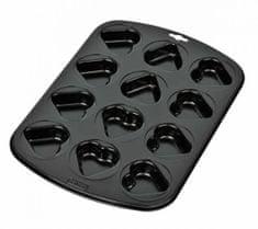 Kaiser Forma na 12 muffinov v tvare srdca