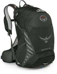 Osprey nahrbtnik Escapist 25 M/L,črna - odprta embalaža