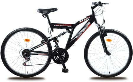 "Olpran Laser 26"" Kerékpár, Fekete"