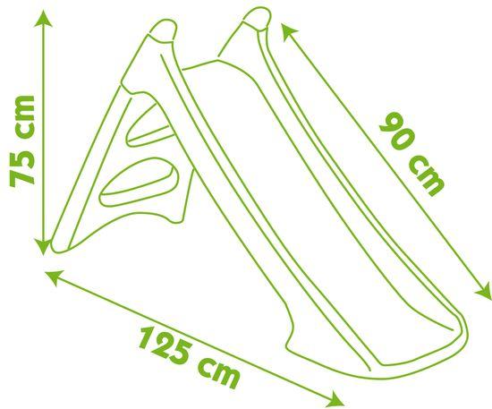 Smoby Šmykľavka XS 90 cm ružová