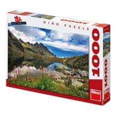 Dino Puzzle Tatry, 1000 dílků