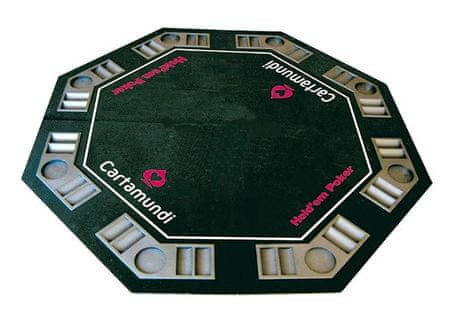 Poker miza Cartamundi