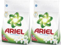 Ariel White Flower 2x50 dávek, 2x3,5 kg