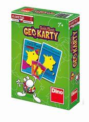 Dino Geo Karty - Svět společenská hra