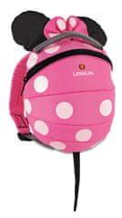 LittleLife Plecaczek - Pink Minnie L10980