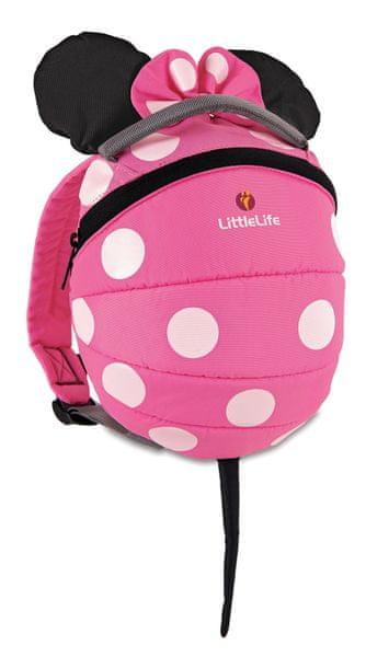 LittleLife Disney Toddler Daysack - Pink Minnie