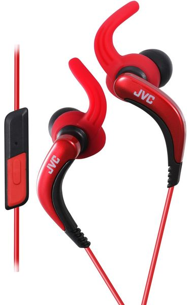 JVC HA-ETR40R (Red)