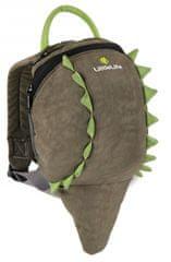 LittleLife Animal Toddler Daysack - Crocodile