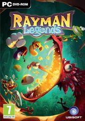 Ubisoft Rayman Legends (PC)
