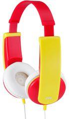 JVC HA-KD5R Gyermek fülhallgató