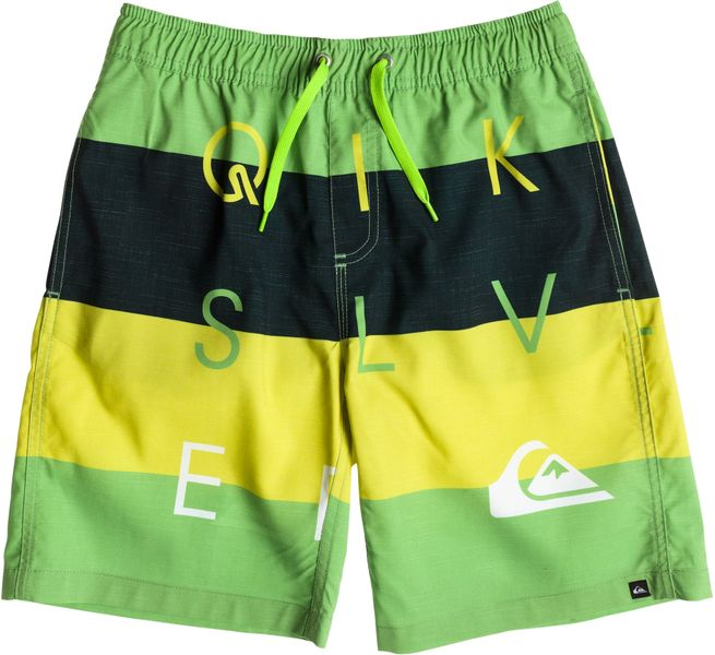Quiksilver Letter Press VL Shamrock S