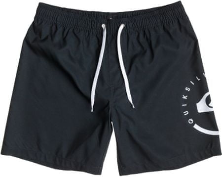 Quiksilver kratke hlače Eclipse Vl 17, moške, črne, L