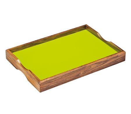 Zassenhaus pladenj črno-zelen