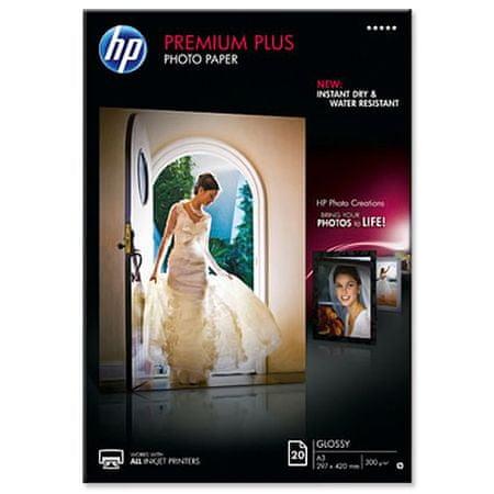 HP foto papir Premium Plus Glossy A3 (CR675A)