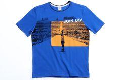 s.Oliver chlapecké bavlněné tričko