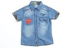 Primigi chlapecká bavlněná košile