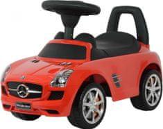 Buddy Toys Mercedes-Benz SLS BPC 5111 Lábbal hajtós kisautó, Piros