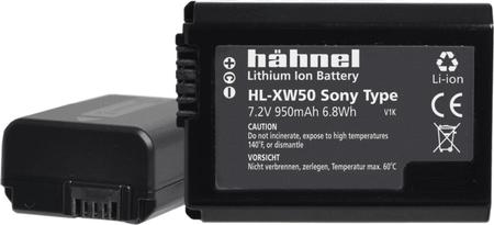Hähnel Baterija Hahnel HL-XW50, Sony NP-FW50