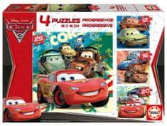 Educa sestavljanka Disney Cars, 12-25 kosov