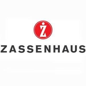 Zassenhaus Szögletes fa tálca, 44x36x7 cm