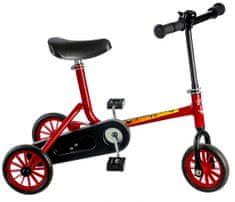 Merkur Rowerek trójkołowy czerwony