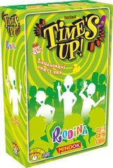 Mindok Timeʾs Up! Rodina