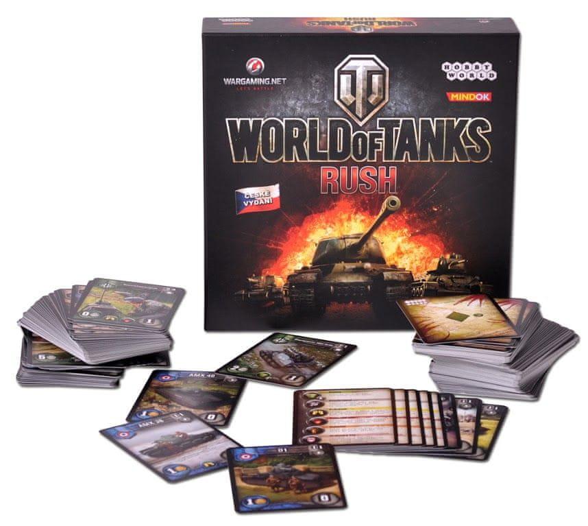 Mindok World of Tanks:Rush