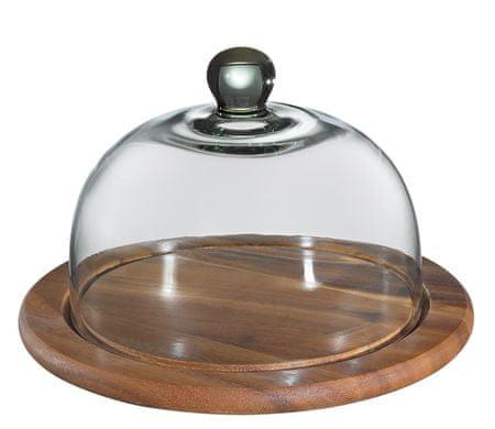 Zassenhaus kuhinjska deska s pokrovom, 30 cm