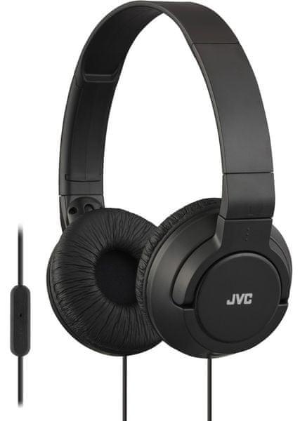JVC HA-SR185-B, černá