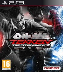 Namco Bandai Games Tekken Tag Tournament 2 Essentials (PS3)