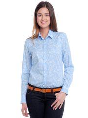 Gant dámská košile s květinovým motivem