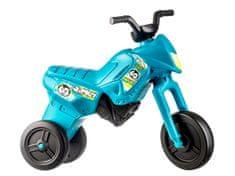 Yupee tricikl Enduro, veliki, tirkizni