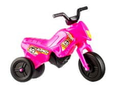 Yupee Motorek nożny - Enduro Yupee - różowy