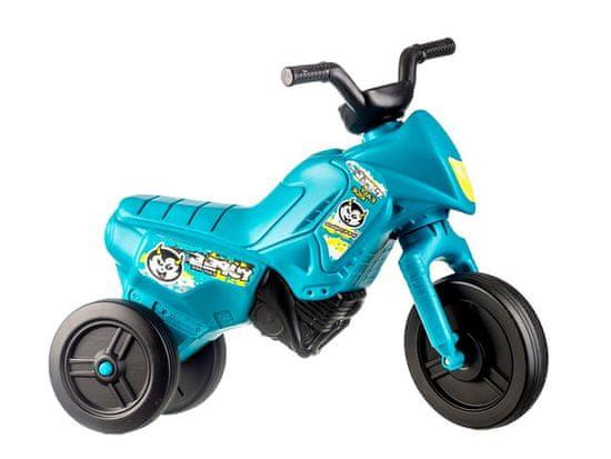 Yupee Enduro veliki tricikl, tirkizan