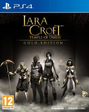 Square Enix Lara Croft And Temple Of Osiris STD ED (PS4)