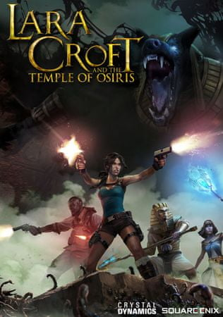 Square Enix Lara Croft And Temple Of Osiris STD ED (PC)