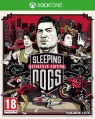 Square Enix Sleeping Dogs Definitive ED (Xbox ONE)