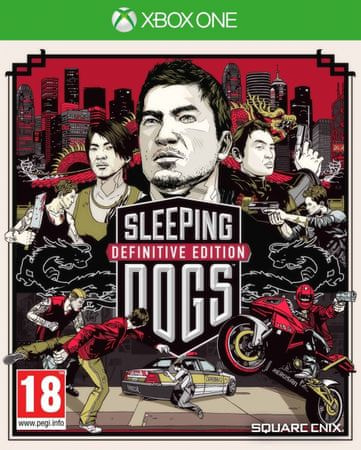 Square Enix Sleeping Dogs Definitive ED (Xbox ONE)