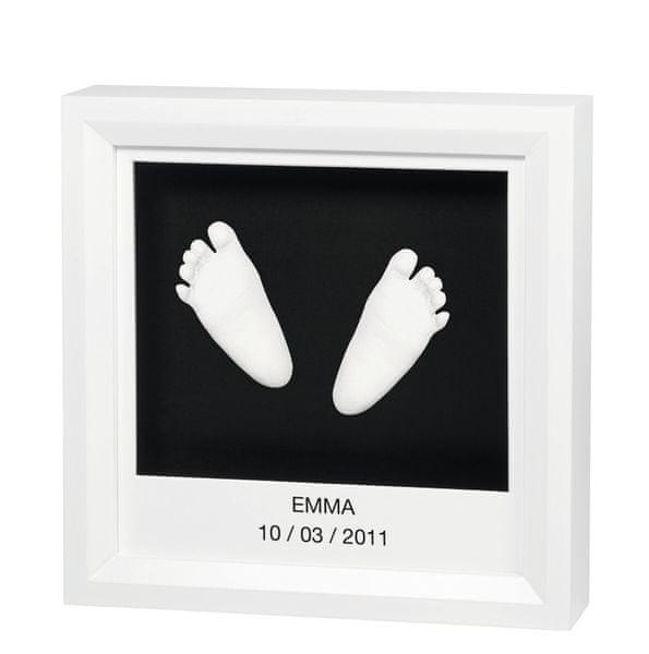 BabyArt Rámeček pro 3D otisk Window Sculpture Frame White